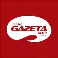 Rádio Gazeta FM - 98.3 FM