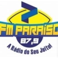 Rádio FM Paraíso - 87.9 FM