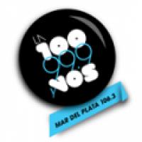 La 100 Mar del Plata 106.3 FM