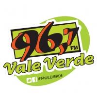 Rádio Vale Verde - 96.7 FM