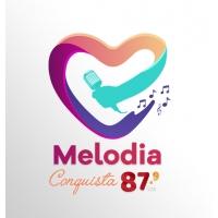 Rádio Melodia Conquista - 87.9 FM