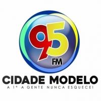 Rádio Cidade Modelo - 95.3 FM