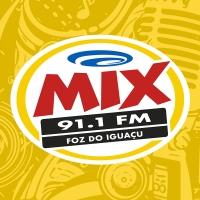 Rádio Mix FM - 91.1 FM