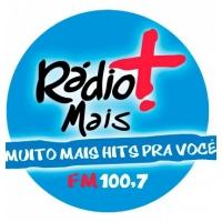 Rádio Mais Hits FM - 100.7 FM