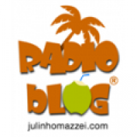 Logo Radio Blog (Julinho Mazzei)