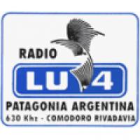 LU4 Radio Patagonia Argentina - 630 AM