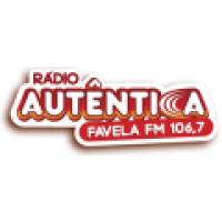 Rádio Autêntica Favela FM - 106.7 FM