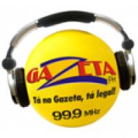 Rádio Gazeta FM - 99.9 FM