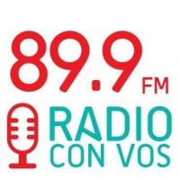 Con Vos 89.9 FM
