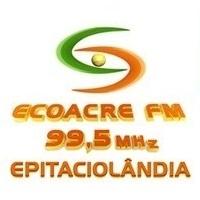 Rádio Eco Acre FM - 99.5 FM