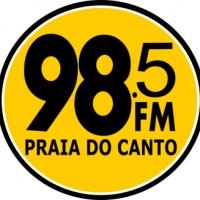 Rádio Fm Praia Do Canto - 98.5 FM