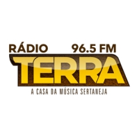 Rádio Terra FM - 96.5 FM