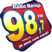 Rádio Maringá - 98.7 FM