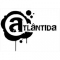 Logo R�dio Atl�ntida FM 102.1