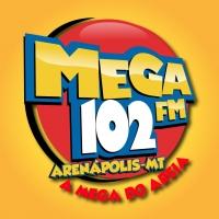 Rádio Mega 102 FM - 102.1 FM