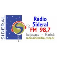 Rádio Sideral 98.7 FM