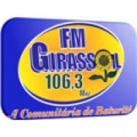 Rádio FM Girassol 106.3