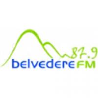Logo Rádio Belverde 87.9 FM