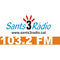 Sants 3 Radio - 103.2 FM