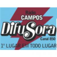 Rádio Campos Difusora - 850 AM