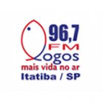 Logo Rádio Logos FM 96.7