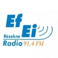 Radio Ef-Ei 91.4 FM Lituânia